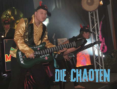 The Music-Station - Die Chaoten