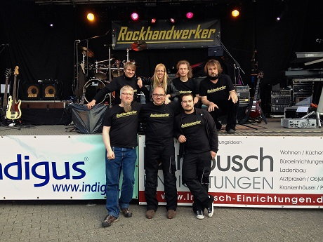 The Music-Station - Die Rockhandwerker